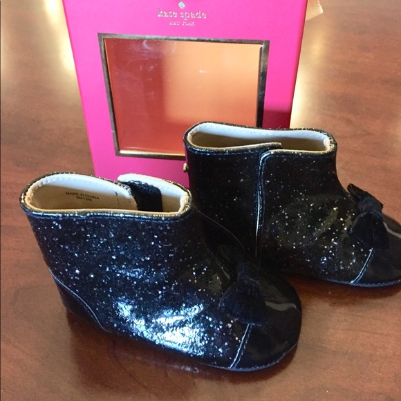 155a553768b9 kate spade Other - Kate Spade Baby Girl Riding Boots